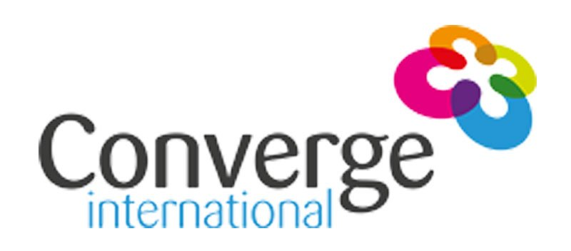 Converge international logo