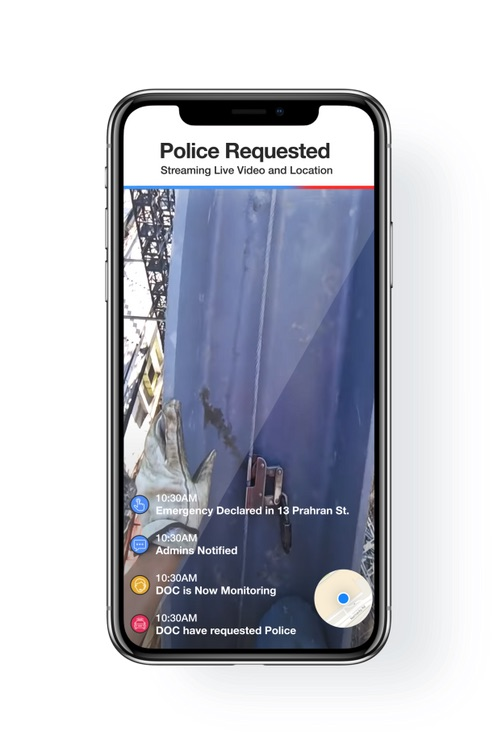Get 24/7 monitoring on your phone