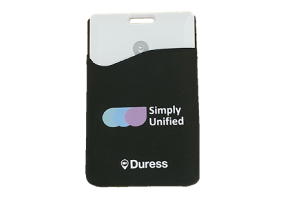 Duress Apps Card