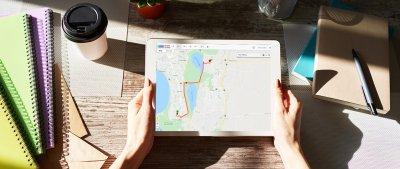 GPS Tracking on iPad