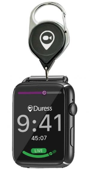 duress wearable - Lone worker safety